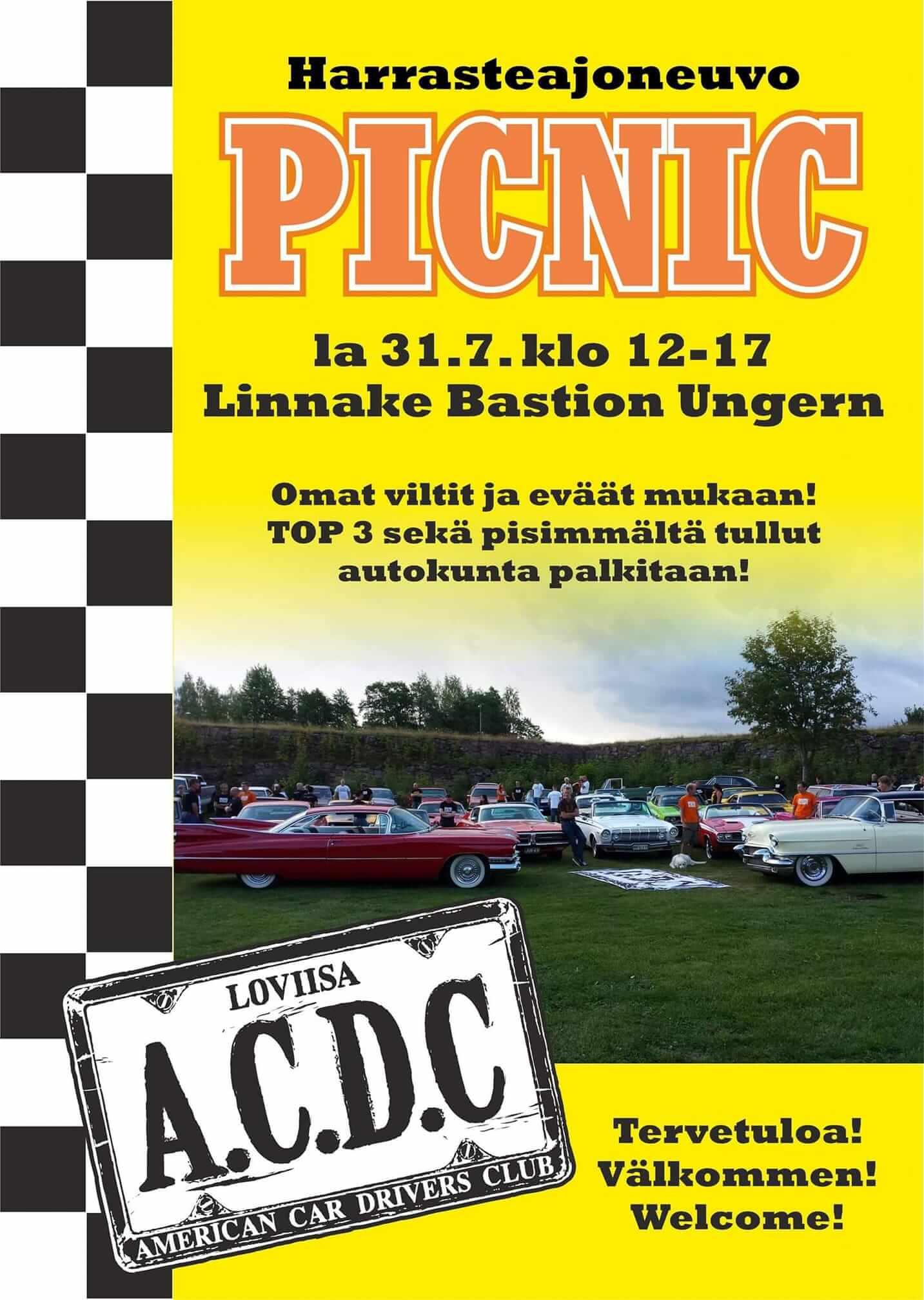 Loviisa Picnic & Cruising 2021