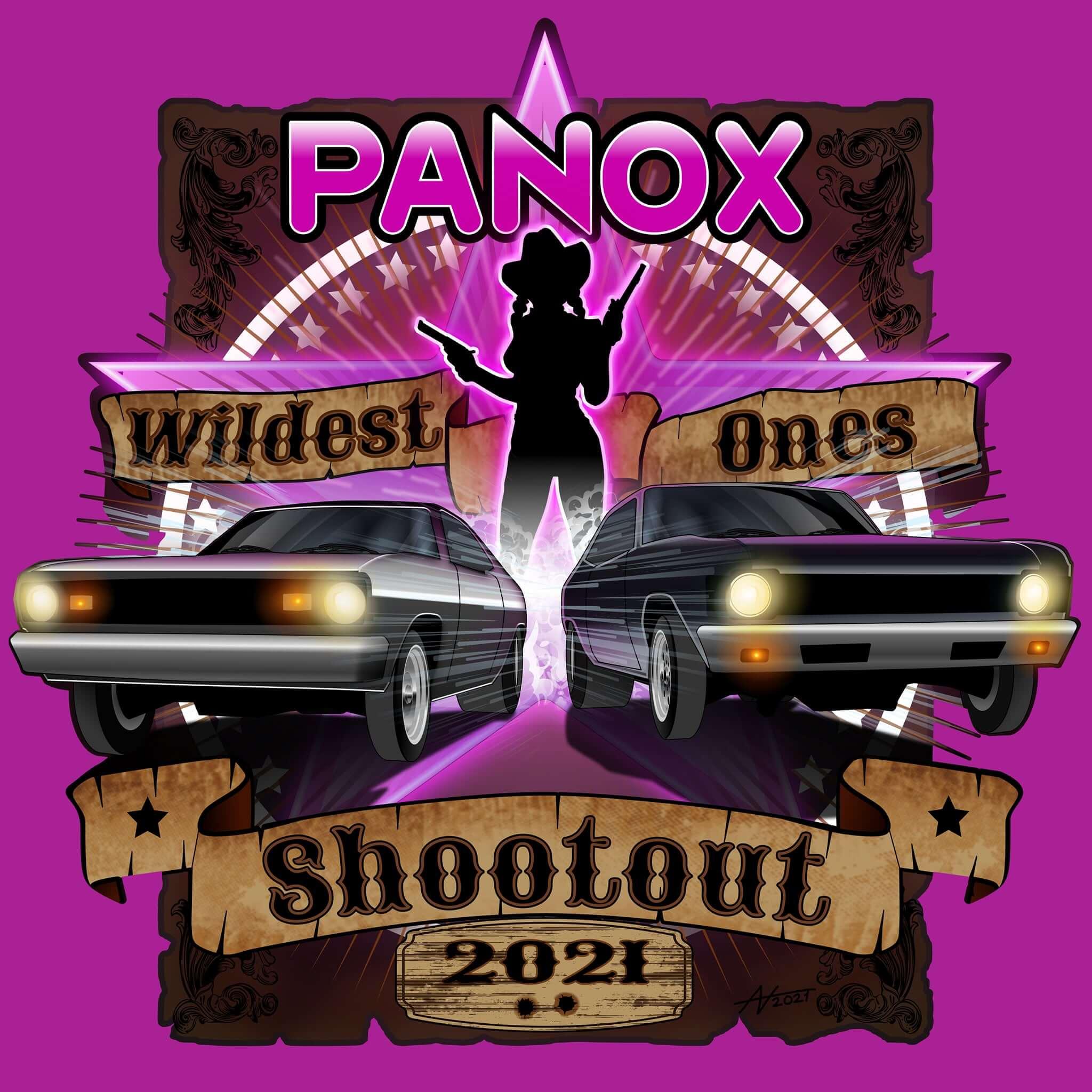 Panox Wildest One Shootout 2021 Motopark