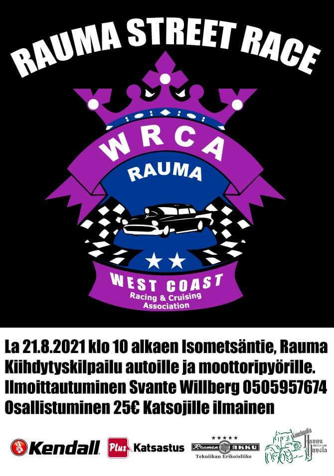 Rauma Street Race 2021