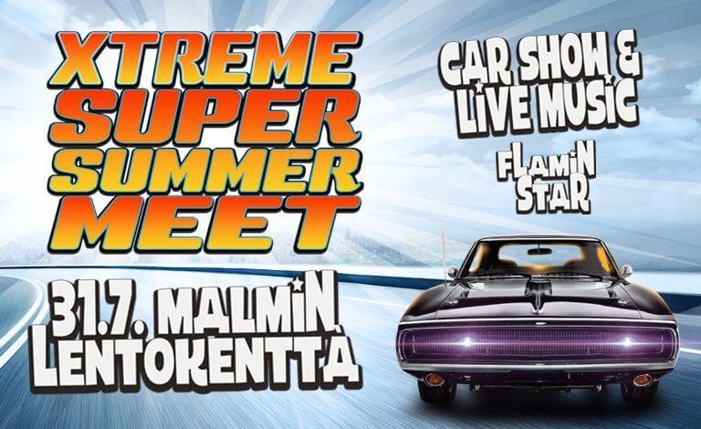 X-treme Super Summer Meet 2021