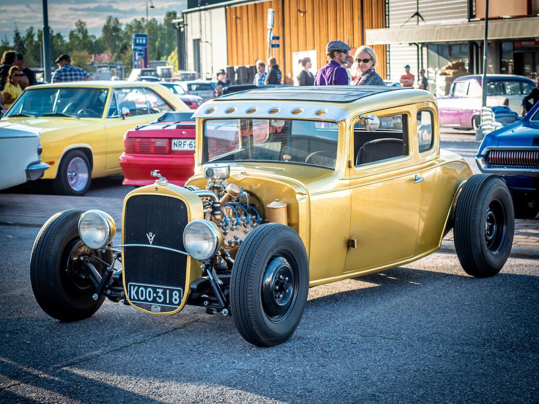 1933 Chevrolet 2d Coupe rod