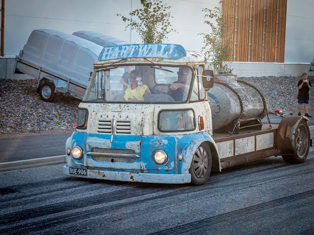 1965 Austin FG COE kuorma-auto