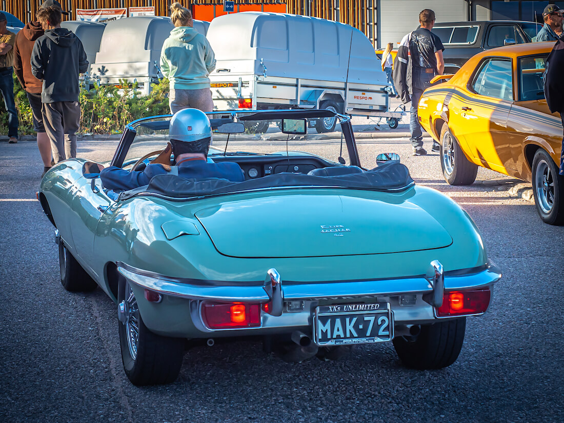 1970 Jaguar E-Type brittiauto