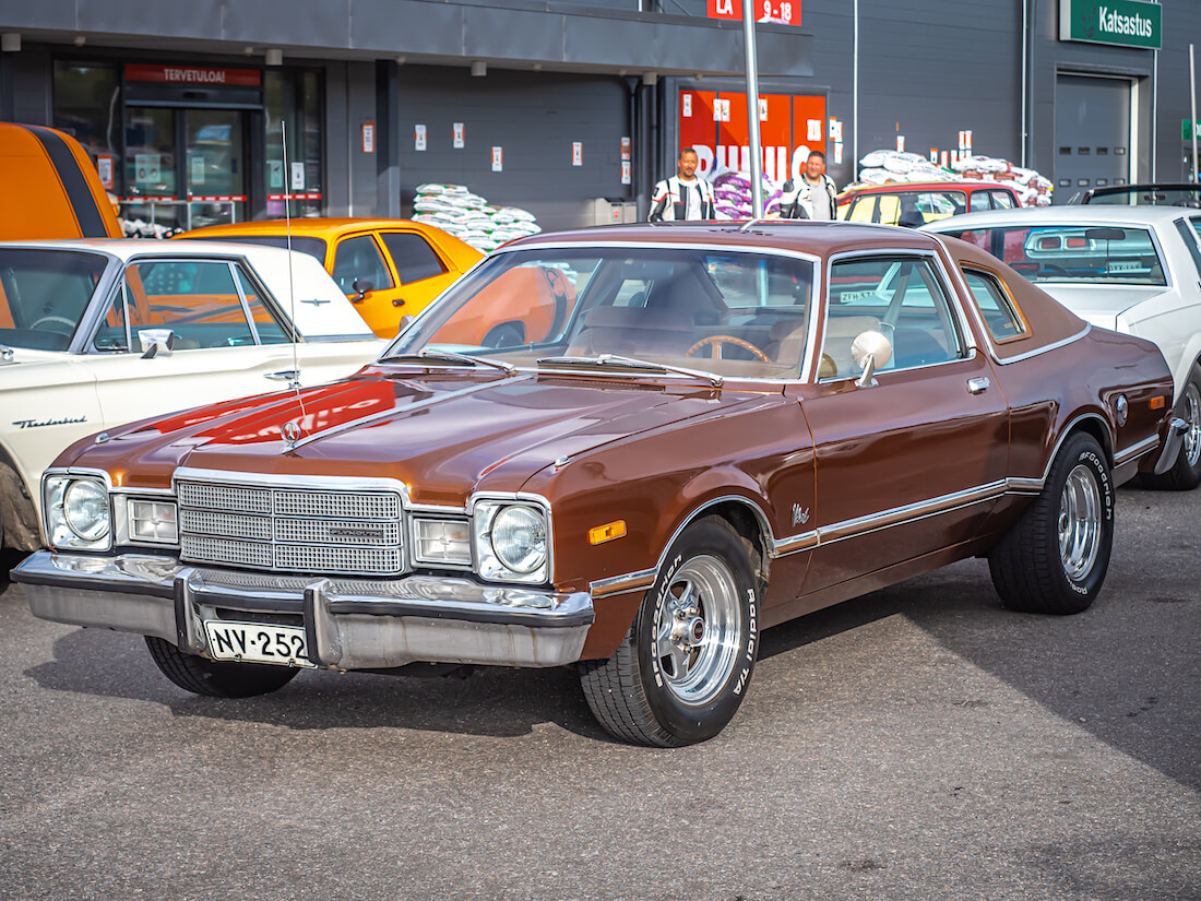 1976 Plymouth Volare Special Coupe