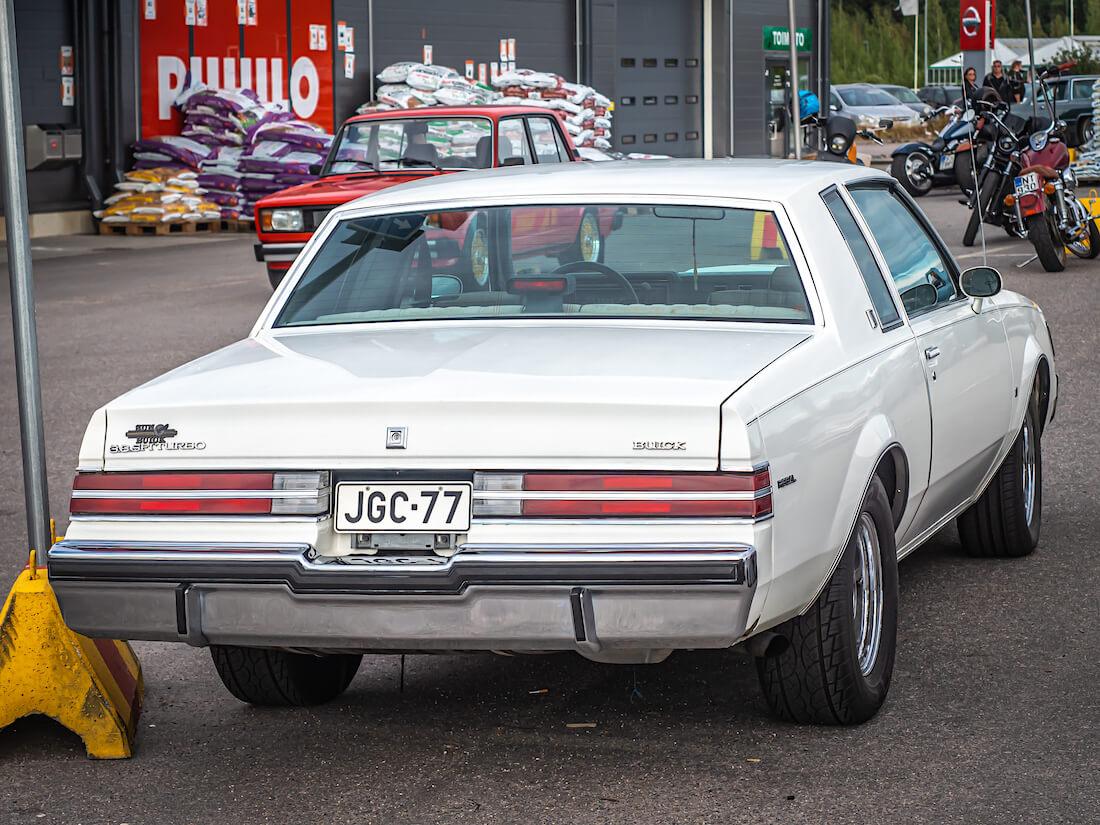 1987 Buick Regal T-type 3.8SFI Turbo