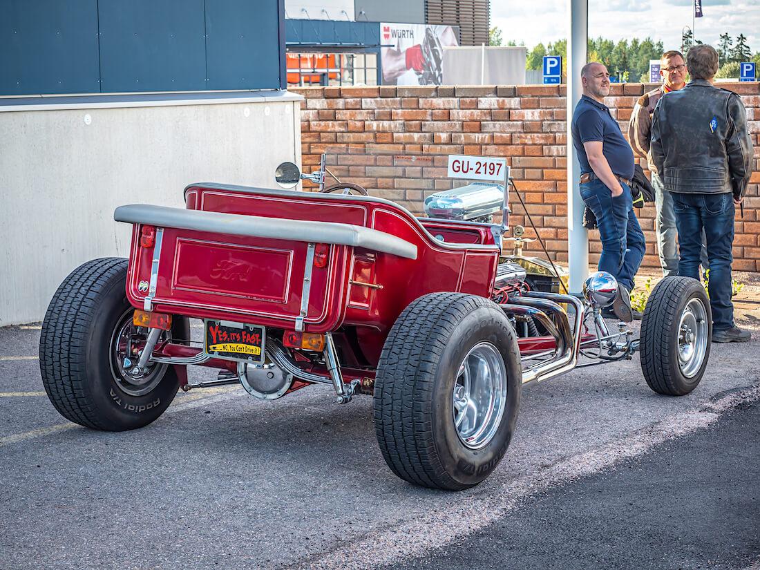 Ford T-bucket old school rodi
