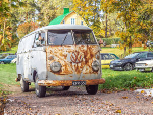 Jonas Torbolin 1967 Volkswagen Kastenwagen junakeula